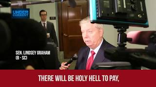 "Sen. Lindsey Graham: ""The Beginning of the End of the Trump Presidency"""