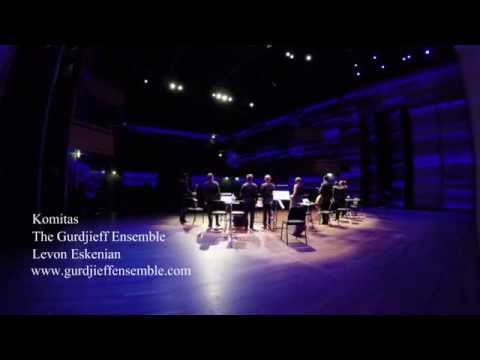 """Komitas"" Excerpts from Gurdjieff Ensemble's concert at Muziekgebouw"