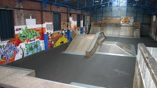 preview picture of video 'Contest BMX Eclipse CAMBRAI'