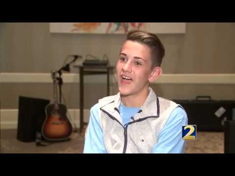 Make A Wish Georgia grants Luke Bryan duet with teen battling Cystic Fibrosis