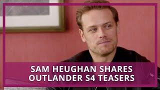 Sam Heughan - Season 4 Teasers
