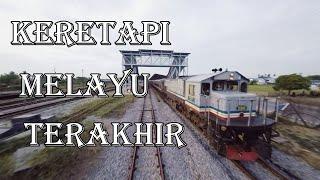 Keretapi Tanah Melayu Terakhir — Guillemard Bridge Cinematic FPV Drone