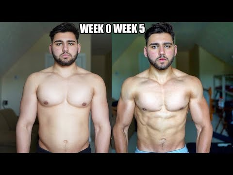 5 Week Body Transformation | 5 Steps to Lose Fat