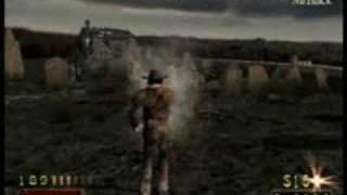 Red Dead Revolver - Shadowed