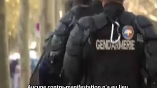 Marche de la France identitaire contre l