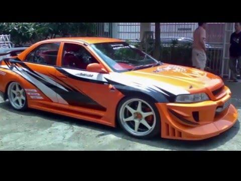 Video modifikasi mobil timor semi racing