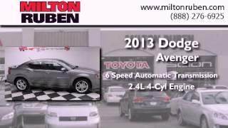 2013 Dodge Avenger Hephzibah GA