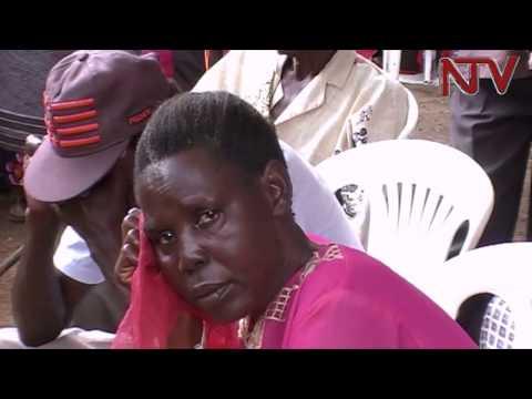 MUWUMMULE MIREMBE: Abaana b'e Naluvule babaziise Ssekanyonyi