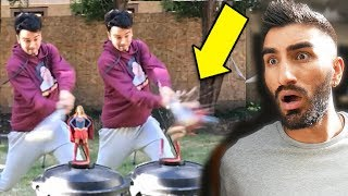 TRY NOT TO GET MAD CHALLENGE! *FRIENDSHIP RUINED**