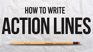 Screenwriting 101: How To Write Narrative Descriptions In A Screenplay