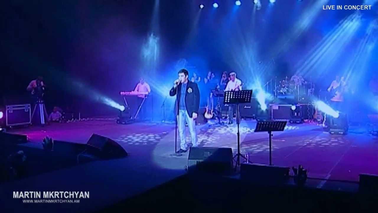 Martin Mkrtchyan – Vardi terter (Live in Concert)
