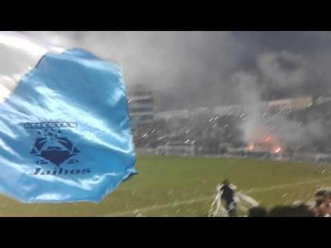 """""""El mejor recibimiento de la terrorizer 09/04/16"""" Barra: La Terrorizer • Club: Tampico Madero"""