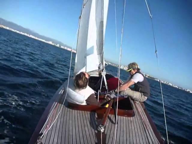 Dragon Sailing: Training day