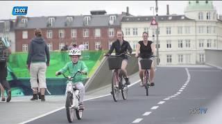 Comitiva catarinense busca referência em cidade da Dinamarca conhecida pela qualidade de vida