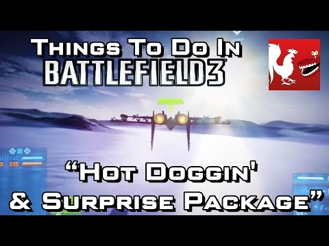 How To Turn Your Dirt Bike Into A Moving Bomb In Battlefield 3's New DLC