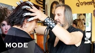 I'm a Samurai Hairstylist | My Design Life ★ Mode.com