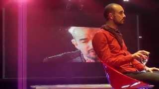Abel Pintos Se Emociona Al Ver Su Video Tanto Amor En CM