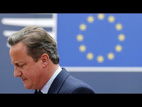 Βρυξέλλες: Ο Ντέιβιντ Κάμερον και το Brexit απέναντι στους 27