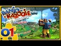 let 39 s Play Fr Banjo kazooie: Nuts amp Bolts pisode 1