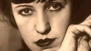 "Lotte Lenya Kurt Weill Bertolt Brecht ""What Was Sent to the Soldier's Wife?"""