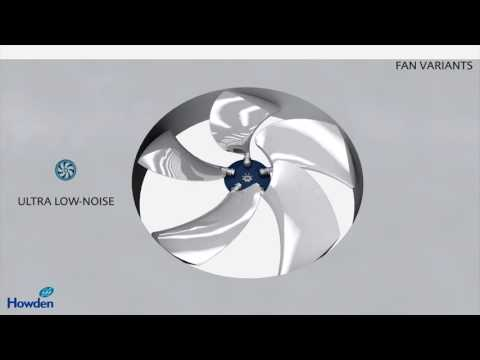 Axial Fan External Rotor Press Fit Impeller