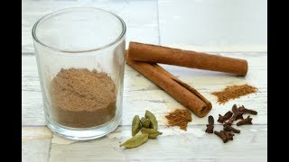 Spekulatius Spice Mix - DIY - Christmas Spice Mix For Baking Cookies Cakes And More
