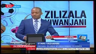 Zilizala Viwanjani: Michael Olunga afungia Harambee Stars mabao mawili dhidi ya Congo