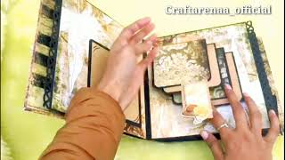 Gift Ideas | Scrapbook For Old Age | Gifts For Grandparent  | Old Age Scrapbook For Grandparents |