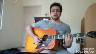 Musafir | Shab | KK | Mithoon | Guitar Cover | Kshanu