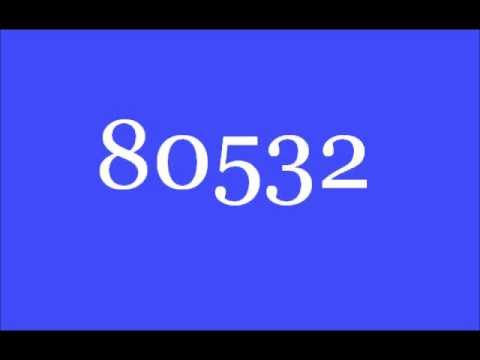Код Морзе (цифры) Урок 3