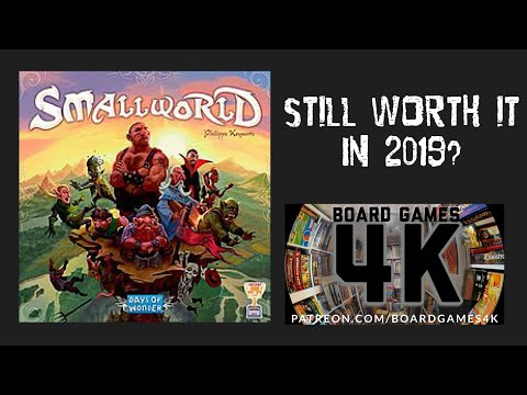 Small World Review - Worth Playing in 2019?