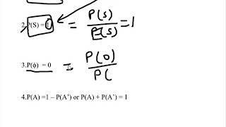GMAT Math Tutorial ;  Probability