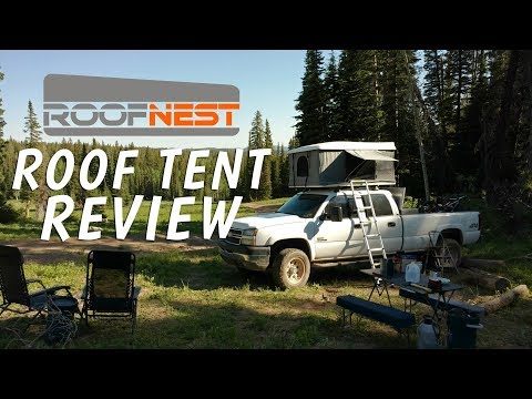 Roofnest Eagle Rooftop Tent Review