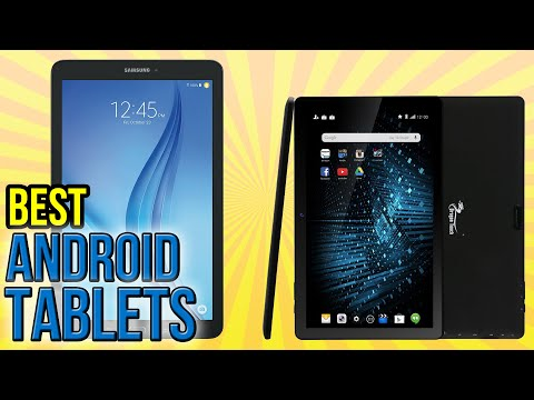 7 Best Android Tablets 2016