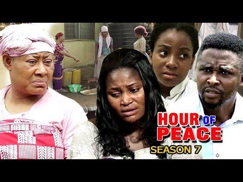 Hour Of Peace Season 7 - (New Movie) 2018 Latest Nigerian Nollywood Movie Full HD | 1080p