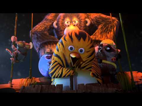 The Jungle Bunch 2: The Great Treasure Quest - Trailer