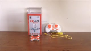 Cheerson cx-10 review and flight, Worlds smallest quadcopter!