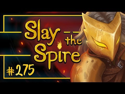 Let's Play Slay the Spire: JUGGERNAUT - Episode 275