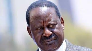 Raila Odinga breaks his silence since the Miguna Miguna fiasco at the airport