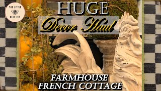 *NEW* White Cottage Farmhouse Decor | DIY French Country Cottage Decorating | Elegant And Simple!