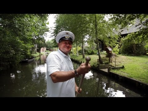 Urlaub in Brandenburg: Der Spreewald