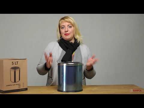 Ведро для мусора youtube