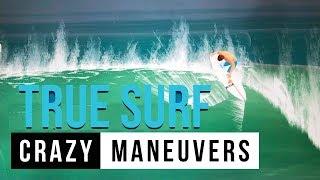 TRUE SURF GETTING SOME AIR SURFING APP WSL LIVE (EPISÓDIO 6)