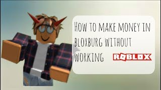 How to make your own poster in BloxBurg IOS (PATCHED) (Read desc