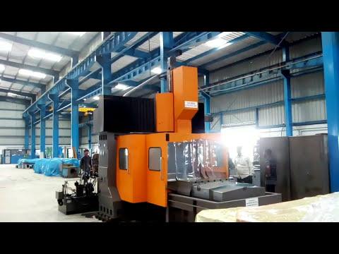 CNC Double Column Vertical Machining Center