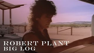 Robert Plant | 'Big Log' | Official Music Video
