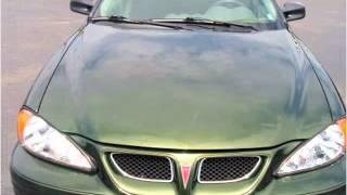preview picture of video '2001 Pontiac Grand Am Used Cars Elkton,Newark MD,DE'