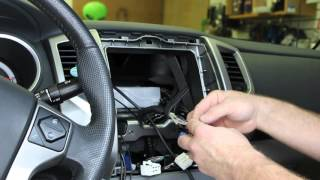 How to install a Pac Audio SWI RC steering Wheel interface