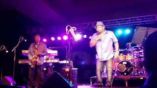 Use Me - live cover by Aaron Neville, Charles Neville, Jamie McLean The Aaron Neville Quintent