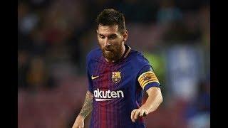Lionel Messi - Brilliant Skills & Goals (2017/2018)